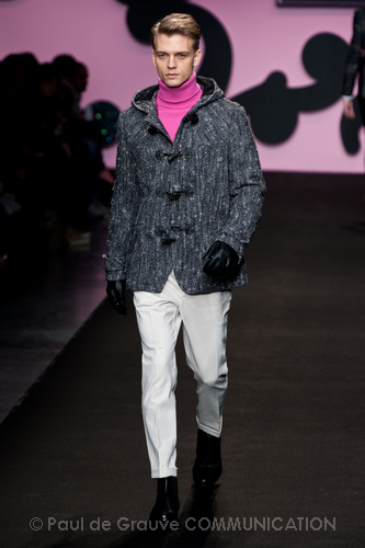 Enrico Coveri Fall Winter 2012