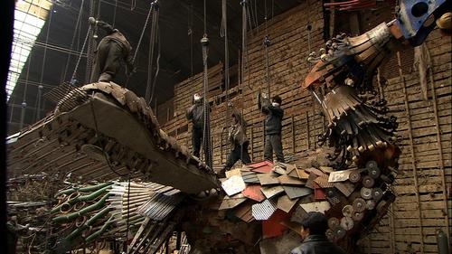 Chine: empire de l'art? - di Emma Tassy e Sheng Shimin