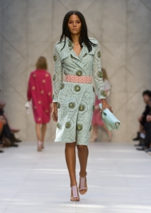 Burberry Prorsum Womenswear S/S2014 Collection