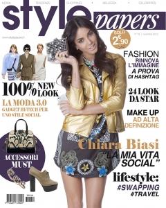 La copertina della rivista Style Papers n. 16 - ph: Paul de Grauve