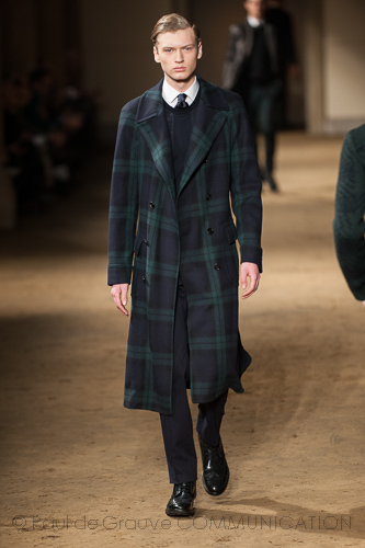 Corneliani Fall Winter 2014/15 ph: D. Munegato / Paul de Grauve Communication