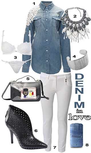 Denim in love