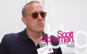 "Scot Schuman fondatore di ""The Sartorialist"" ai microfoni di Modeyes TV"