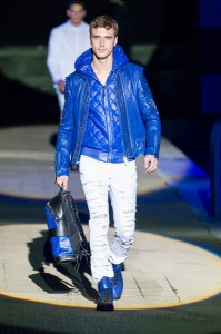 Philipp Plein collezione p/e 2015 (ph: D. Munegato / Paul de Grauve Communication)