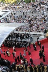 Festival di Cannes - red carpet