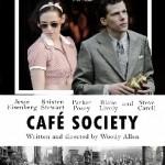 Café Society - Locandina film di Woody Allen