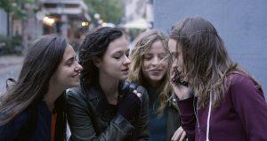 Questi giorni film in concorso alla mostra del cinema di Venezia