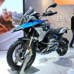 Eicma stand BMW